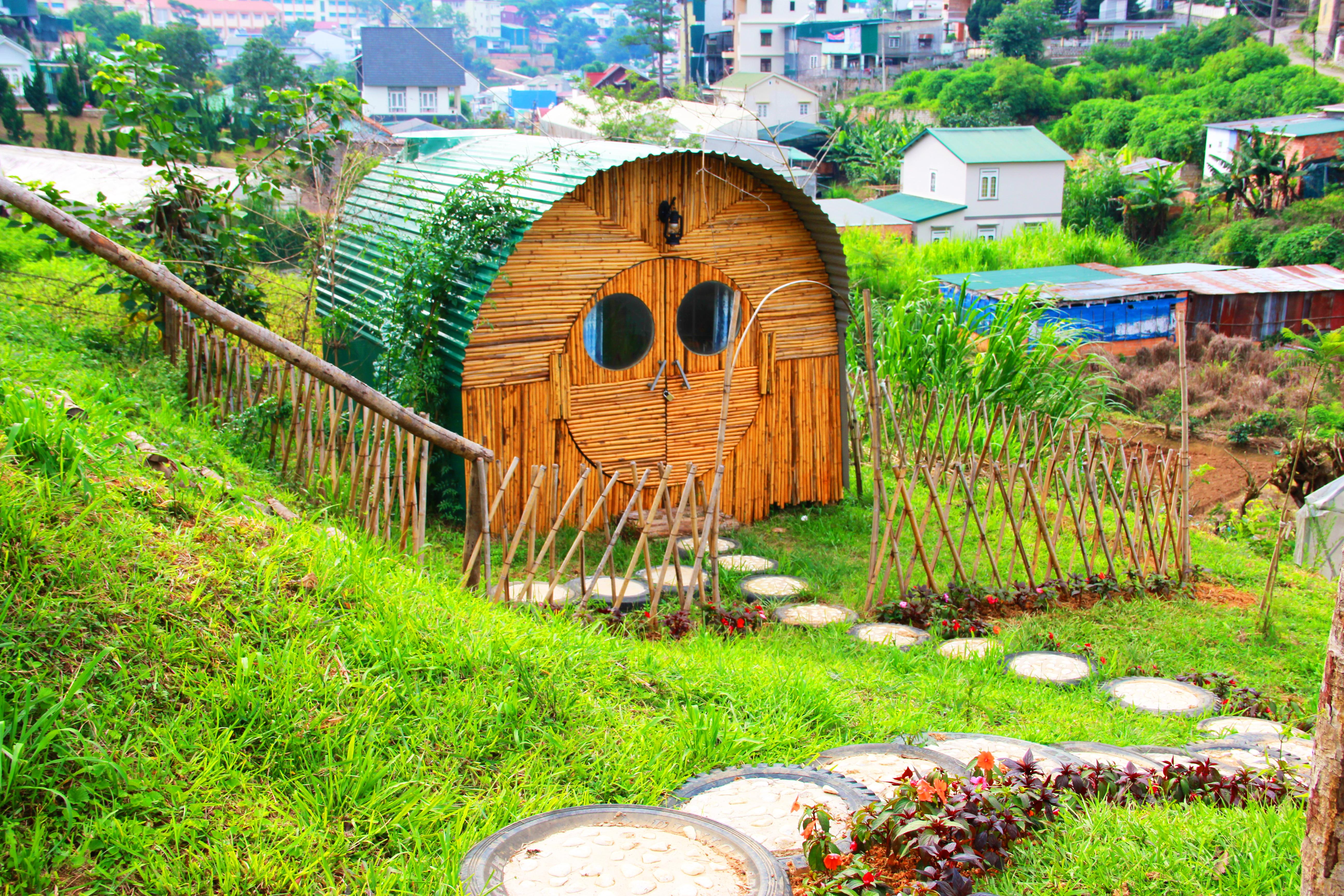 Biệt thự Đà Lạt làng Hobbit - homesaty Đà Lạt - datphongdalat.vn - 01