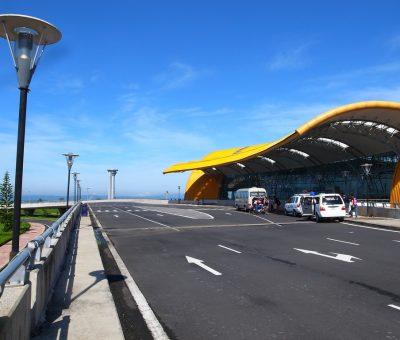 Đi Đà Lạt bằng máy bay hạ cánh tại sân bay Liên Khương