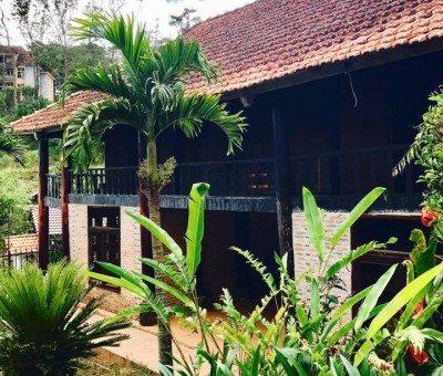 Biệt thự Đà Lạt Memory wooden family - Memory Villa Đà Lat 02