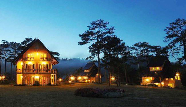 Khu biệt thự Đà Lạt làng Bình An