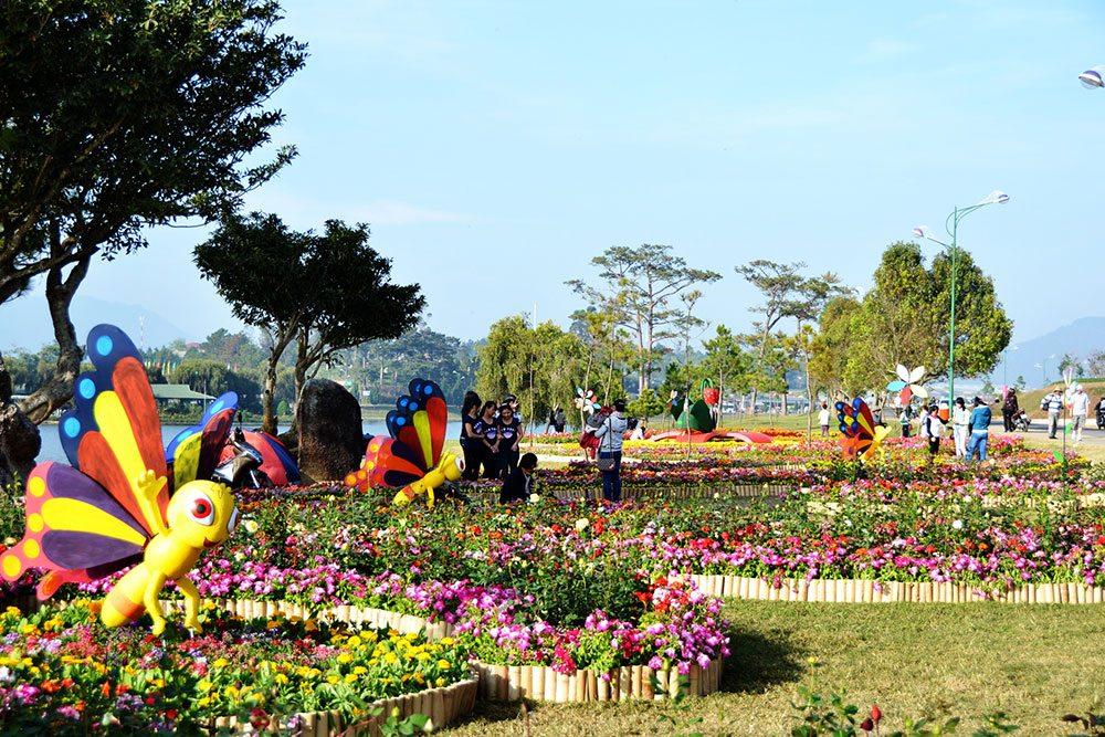 Hội chợ - Triển lãm Thương mại - Du lịch Festival Hoa Đà Lạt 2017