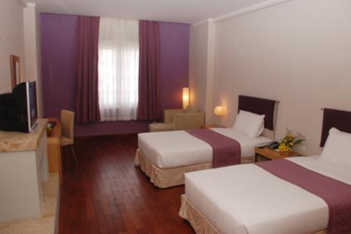 Khách sạn Ngọc Lan Đà Lạt - Khách sạn Đà Lạt 4 sao - datphongdalat.vn-twin room