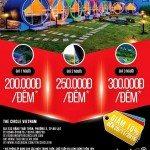 Giá khách sạn Đà Lạt Circle