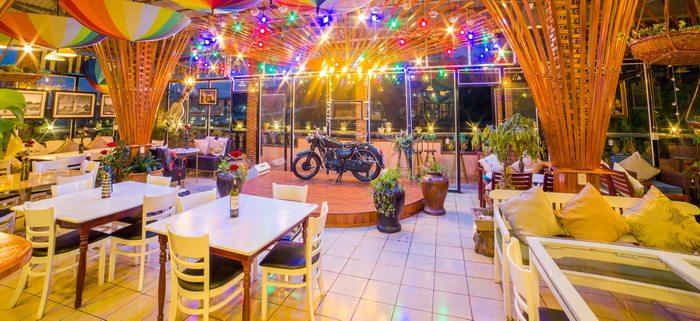 nhà hàng cà phê nhạc Trịnh acoustic Memory Đà Lạt -03