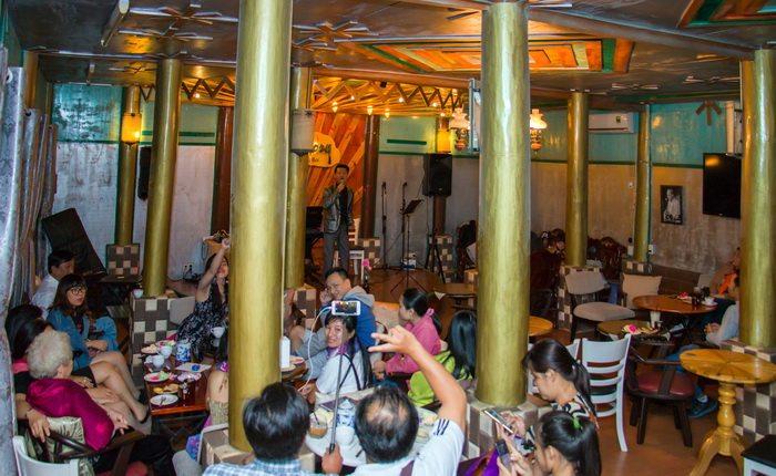 nhà hàng cà phê nhạc Trịnh acoustic Memory Đà Lạt -02