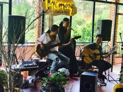 Quán cà phê Memory Acoustic nhạc Trịnh Đà Lạt - dalat acoustic coffee - Phòng Trà Đà Lạt