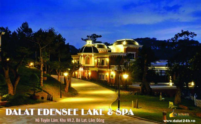 Khách sạn biệt thự Đà Lạt Edensee tiêu chuẩn 5 sao