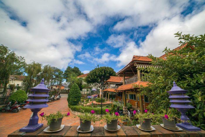 Biệt thự Đà Lạt cho thuê nguyên căn - Memory Cafe & villa Đà Lạt - datphongdalat.cn-24