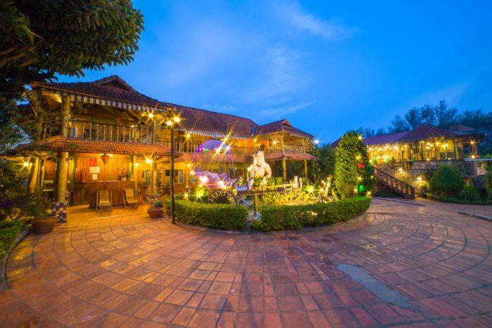 Biệt thự Đà Lạt cho thuê nguyên căn - Memory Cafe & villa Đà Lạt - datphongdalat.cn-04