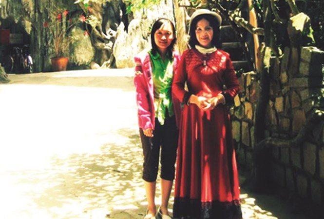 Tác giả của biệt thự Hằng Nga - Crazy House là bà Đặng Việt Nga