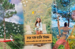 Hoa Sơn Điền Trang Đà Lạt: Check-in miền sơn cước giữa đại ngàn