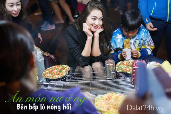 Ăn đồ nướng và uống sữa đậu nành nóng - 7 Trải nghiệm Đà Lạt về đêm tuyệt vời nhất dành cho bạn - datphongdalat.vn