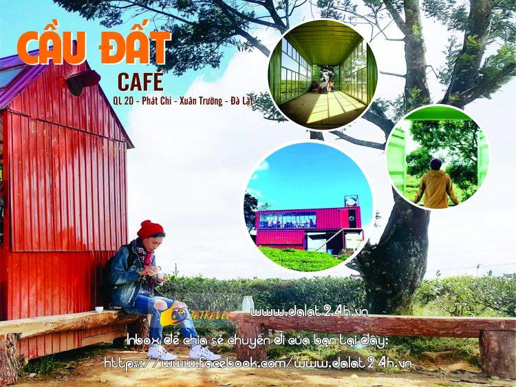 Top 10 quán cafe Đà Lạt tuyệt đẹp - cafe Cầu Đất Đà Lạt- datphongdalat.vn -4