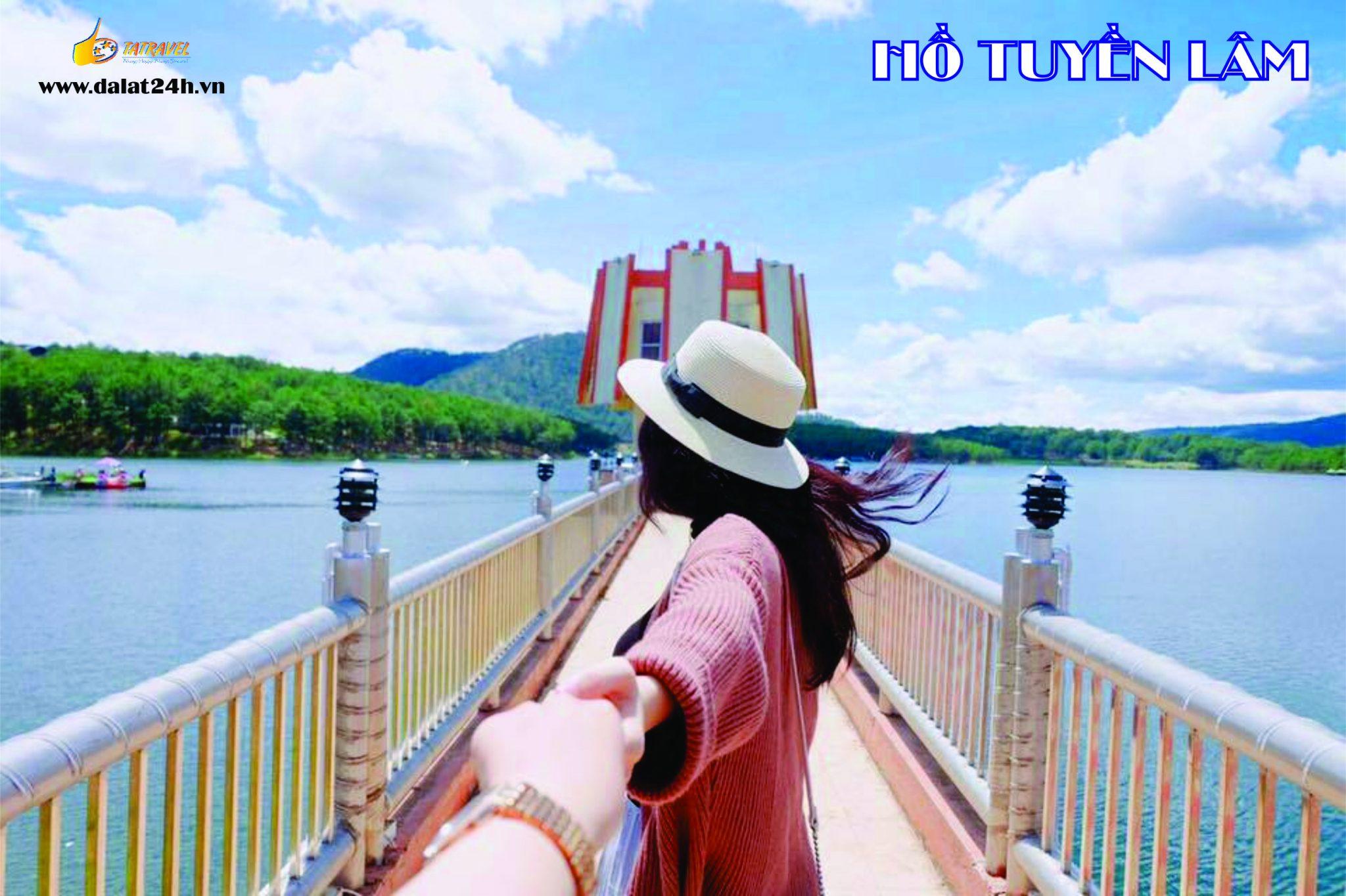 Hồ Tuyền Lâm Đà Lạt -Du lịch Đà Lạt tháng 1- datphongdalat.vn-07
