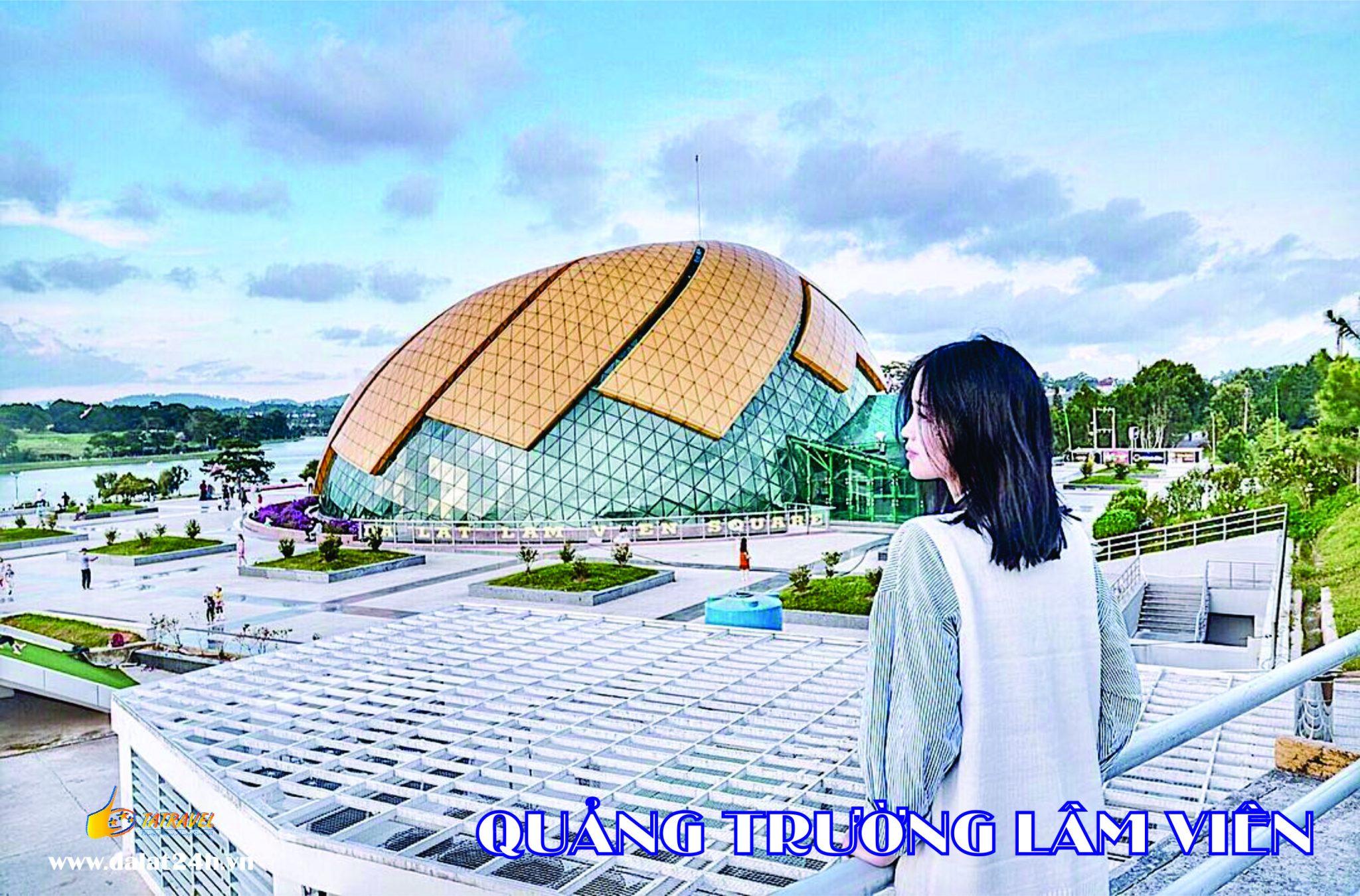 Quảng trường Đà Lạt -Du lịch Đà Lạt tháng 1- datphongdalat.vn-06