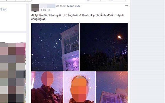Sẽ xử lý người đưa thông tin Đà Lạt có tuyết rơi - datphongdalat.vn -3