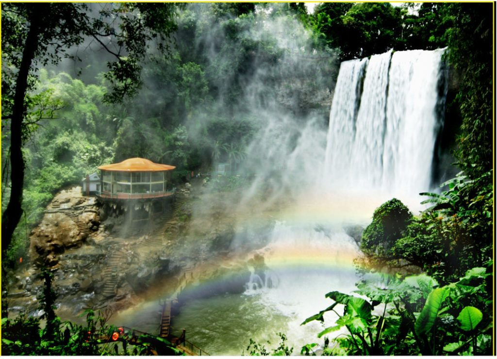 Thác Dambry Bảo Lộc - Địa điểm du lịch Đà Lạt - datphongdalat.vn-01