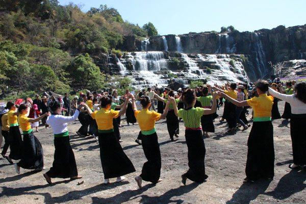 Thác Pongour Đà Lạt - địa điểm du lịch Đà Lạt - datphongdalat.vn - 04