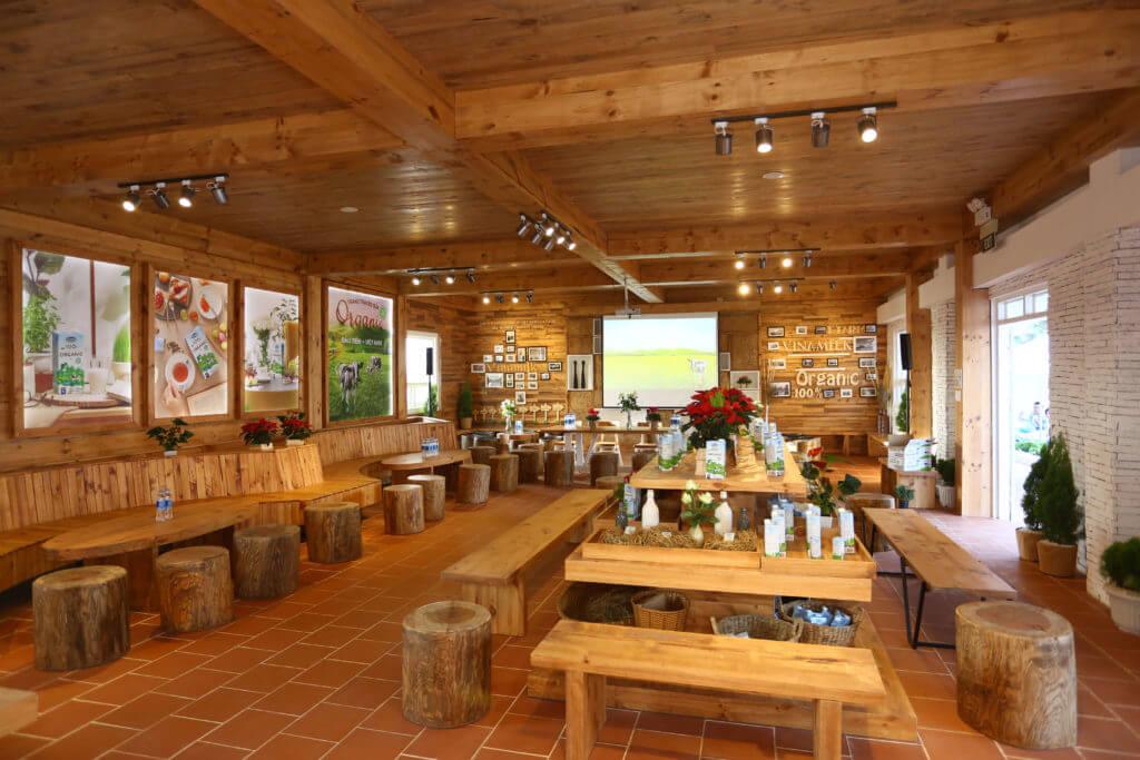 Chuyến tham quan Vinamilk Organic Farm Đà Lạt -datphongdalat.vn-06