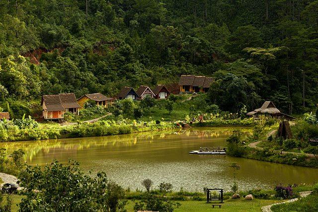 Làng Cù Lần Đà Lạt - Địa điểm du lịch Đà Lạt - datphongdalat.vn-03
