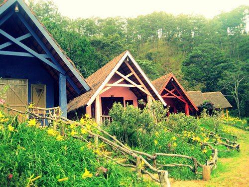 Làng Cù Lần Đà Lạt - Địa điểm du lịch Đà Lạt - datphongdalat.vn-12