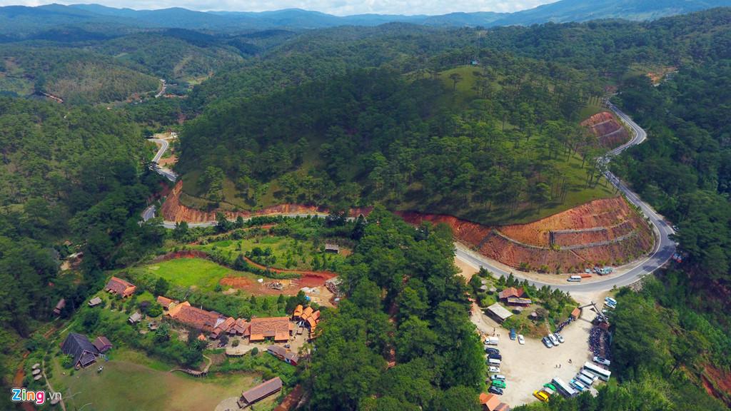 Làng Cù Lần Đà Lạt - Địa điểm du lịch Đà Lạt - datphongdalat.vn-14