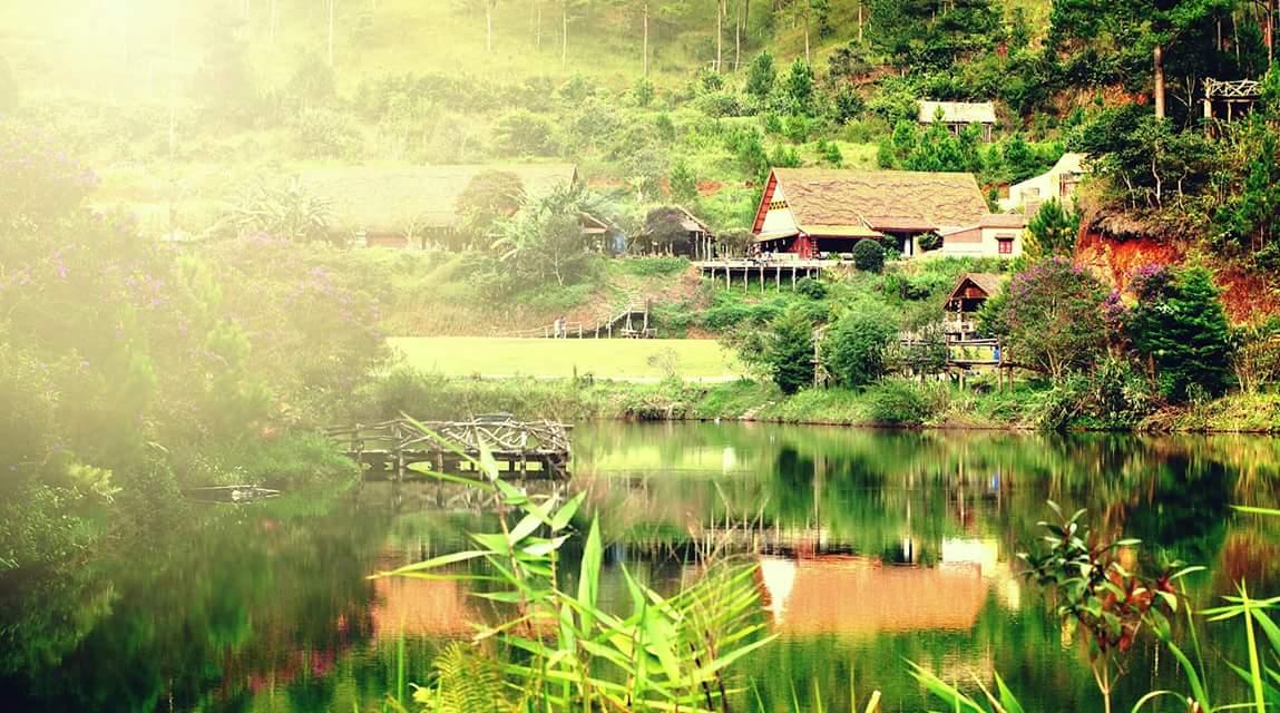 Làng Cù Lần Đà Lạt - Địa điểm du lịch Đà Lạt - datphongdalat.vn-15