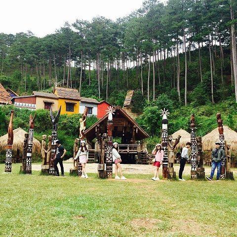 Làng Cù Lần Đà Lạt - Địa điểm du lịch Đà Lạt - datphongdalat.vn-20
