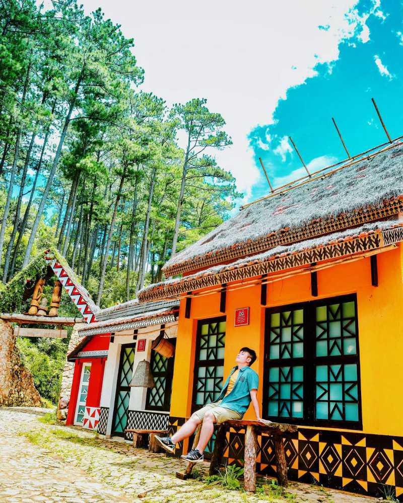 Làng Cù Lần Đà Lạt - Địa điểm du lịch Đà Lạt - datphongdalat.vn-4