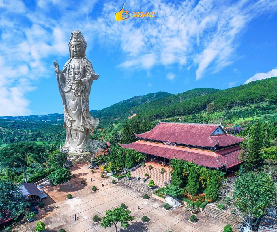 Tour ngoại thành Đà Lạt 1 ngày