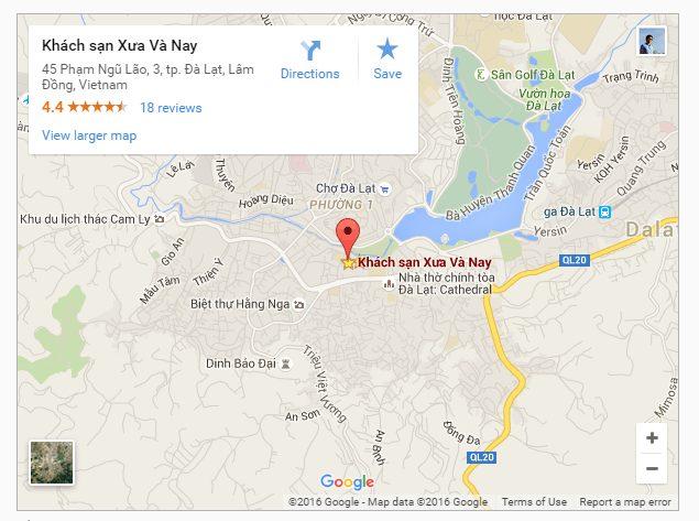 Khách sạn Đà Lạt gần chợ Xưa và Nay Hotel giá rẻ - đặt phòng khách sạn Đà Lạt giá rẻ - datphongdalat.vn-02