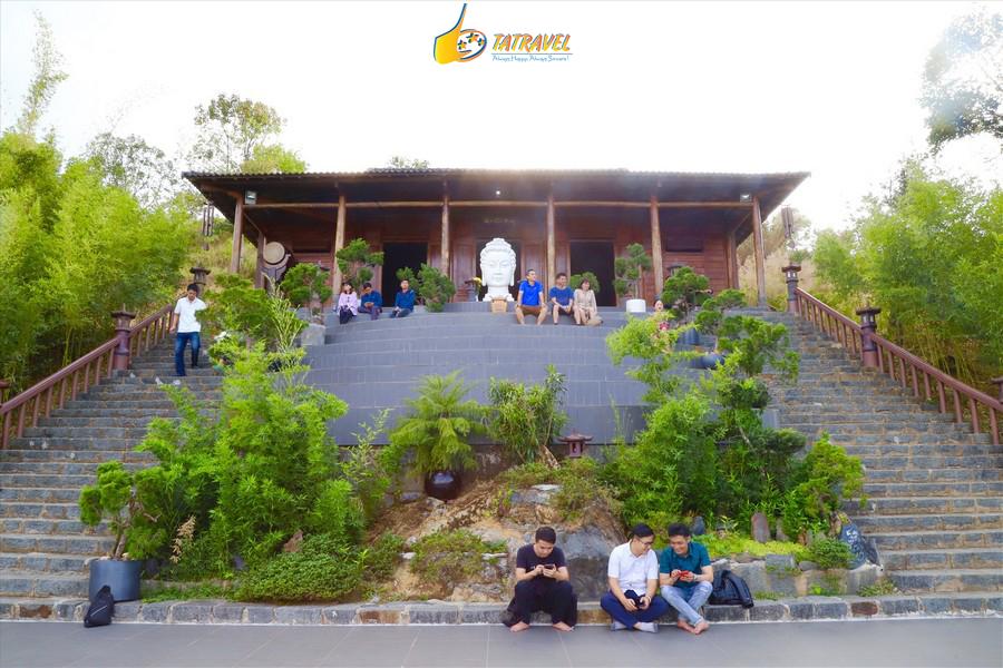 Review và kinh nghiệm đi chùa Linh Quy Pháp Ấn