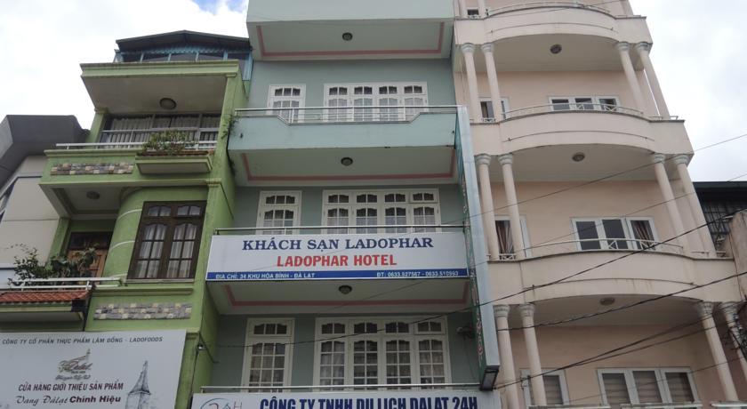 nhà nghỉ giá rẻ ở Đà Lạt - Nhà nghỉ Ladophar Đà Lạt - datphongdalat.vn-3