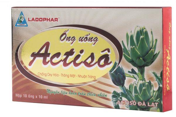 ong uong atiso Da Lat - Dac san Da Lat - datphongdalat.vn