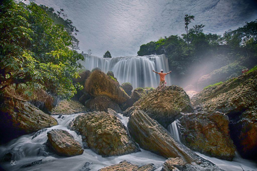 Tour ngoại thành Đà Lạt 1 ngày - thác Voi Đà Lạt - datphongdalat.vn-2