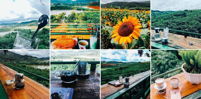 tour ngoại thành Đà Lạt 1 ngày giá rẻ - cafe Mê Linh Đà Lạt- datphongdalat.vn