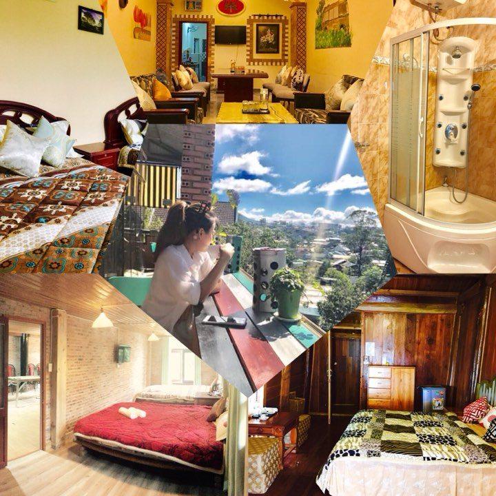 Biet thu Memroy villa homestay Da Lat - Homestay Da Lat dep nhat - datphongdalat.vn-02