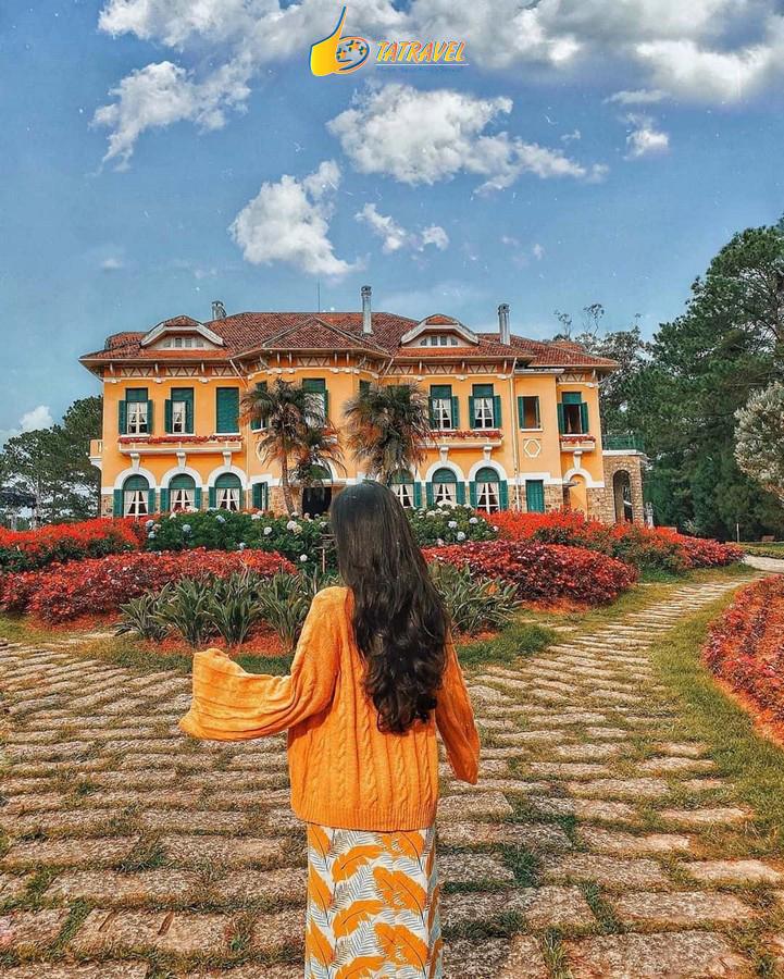 Tour du lịch nhà vườn Đà Lạt – Nông trại rau sạch và cánh đồng hoa
