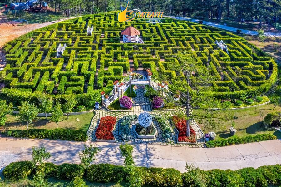 Thung Lũng Tình Yêu Đà Lạt - Toplist 10 địa điểm du lịch đẹp nhất