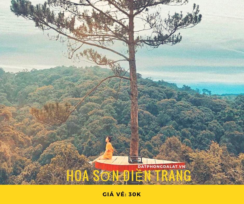 Hoa Sơn Điền Trang - Một trong những điểm đến HOT nhất 2019