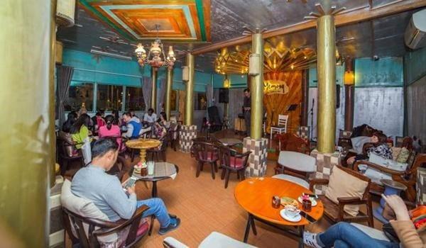phòng trà Đà Lạt