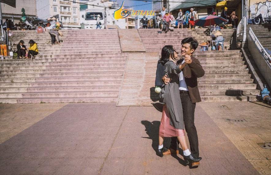 Review các điểm đến lãng mạn cho cặp đôi tại Đà Lạt