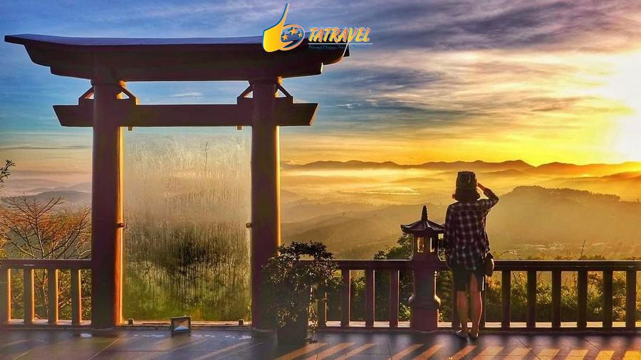Linh Quy Pháp Ấn - Top 5 ngôi chùa đẹp nhất Đà Lạt - Lâm Đồng không thể bỏ lỡ