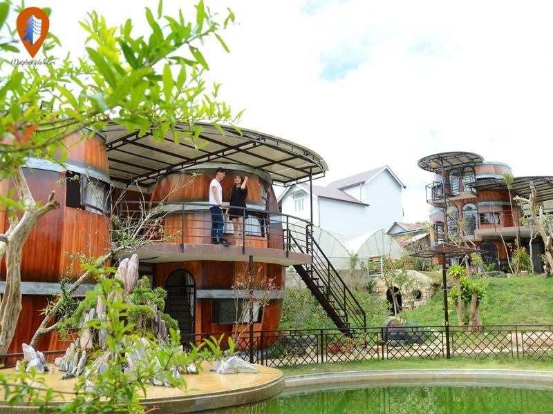 khách sạn Đà Lạt 4 sao