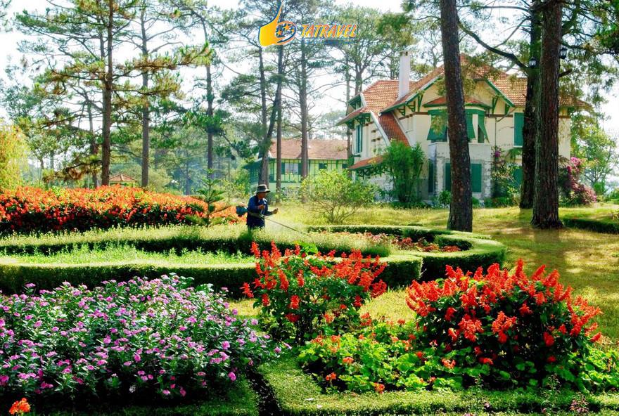 Top 9 làng biệt thự Đà Lạt đẹp nhất 2021 - Resort Cadasa