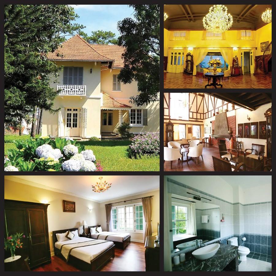 Top 9 làng biệt thự có lối kiến trúc đẹp nhất Đà Lạt