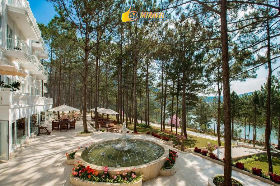 Cereja Resort thuộc top 9 làng biệt thự Đà Lạt đẹp nhất 2021