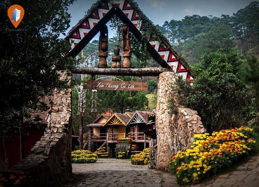 địa điểm ăn chơi Đà Lạt