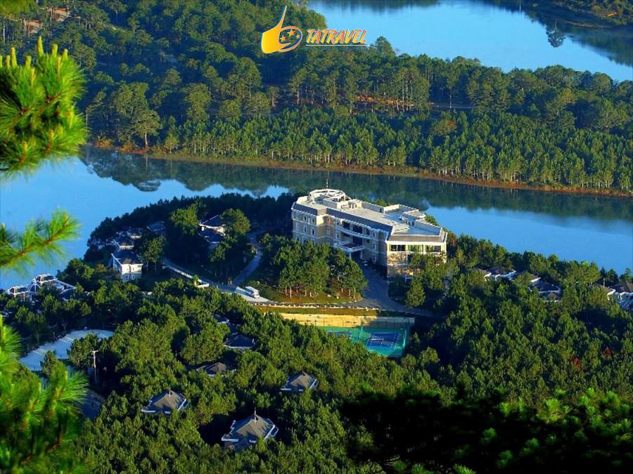 Top 5 làng biệt thự có lối kiến trúc đẹp nhất Đà Lạt