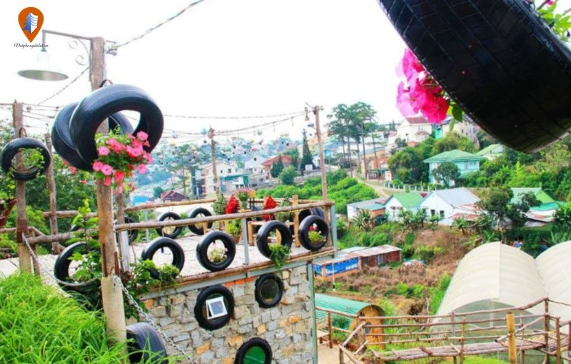 khách sạn Đà Lạt gần chợ